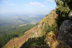 Kaapse obręcza widok Zdjęcie Stock