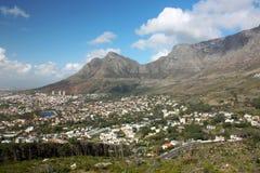 Kaapstad Stock Afbeelding