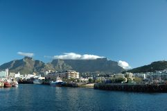 Kaapstad (Zuid-Afrika) stock foto's