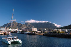 Kaapstad (Zuid-Afrika) Stock Foto