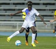 Kaapverdische speler Jorge Djaniny Royalty-vrije Stock Afbeelding