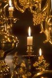 Kaarsen Royalty-vrije Stock Foto