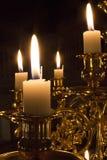 Kaarsen Royalty-vrije Stock Afbeelding