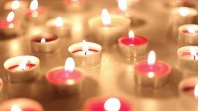 Kaarsen stock videobeelden