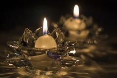 Kaarsen Royalty-vrije Stock Fotografie