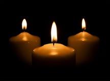 Kaarsen Stock Afbeelding