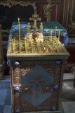 Kaarsen in de kerk Royalty-vrije Stock Foto
