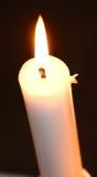 kaarslicht Royalty-vrije Stock Afbeelding