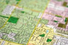 Kaart Stock Afbeeldingen
