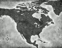 Kaart Royalty-vrije Stock Afbeelding