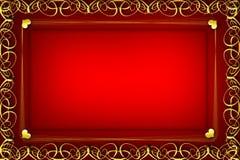 Kaart Royalty-vrije Stock Foto