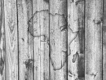 Kaart van Afrika op doorstaan hout Stock Foto's