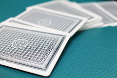Kaartspel Stock Afbeeldingen