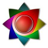 Kaartwijzer - Illustratie Stock Afbeelding