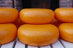 Kaas in Holland Stock Afbeeldingen