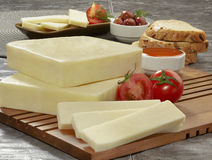 Kaas in Stilleven Stock Afbeeldingen