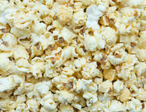 Kaasachtige popcorn stock foto's