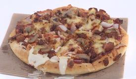 Kaaspizza Stock Afbeeldingen