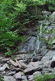 Kaaterskill cai NY Imagem de Stock Royalty Free