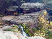 Kaaterskill Falls Stock Photos