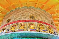 Kaba Aye Pagoda, Yangon, Myanmar Royalty Free Stock Images