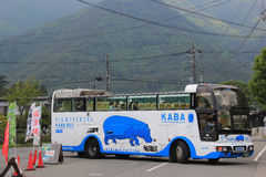Kaba Bus Royalty Free Stock Image