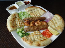 Kabab Stock Photo