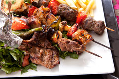 Kabab Stock Photography