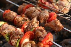 Kabab stock foto