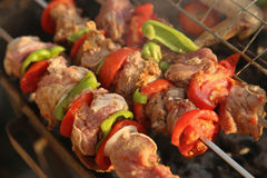 Kabab Stock Foto's