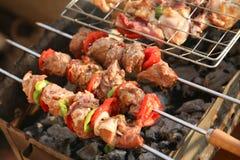 Kabab Stock Image