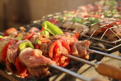 Kabab royalty free stock images