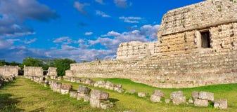 Kabah, Yucatan, Mexiko lizenzfreie stockfotos