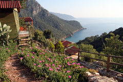 Kabak bay Royalty Free Stock Photos
