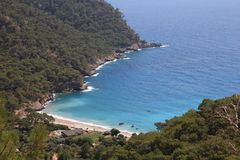 Kabak Valley Beach Stock Photography