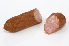 Kabana sausage Stock Images