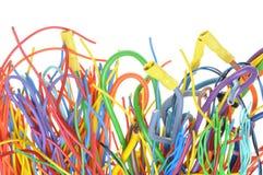kabeer färgrikt elektriskt Royaltyfri Foto