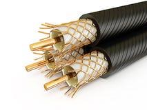 kabel royalty ilustracja
