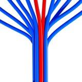 kabel 3d arkivfoto
