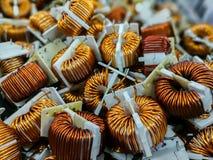 Kabel, elektrocomponent, motor, ingenieur, materiaal Stock Foto