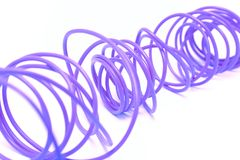 kabel elektryczny Fotografia Stock