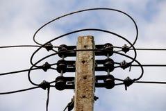 kabel elektryczny Zdjęcia Stock