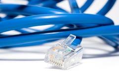 kabel isolerad lapp Arkivfoto