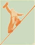 Kabel-leurder Stock Foto