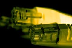 kabel sieci Obrazy Stock