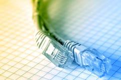 kabel sieci zdjęcie stock