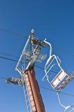kabel skidar Fotografering för Bildbyråer