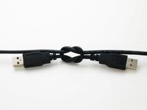 Kabel USB Royalty-vrije Stock Afbeelding