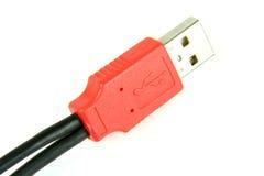 Kabel USB Royalty-vrije Stock Afbeeldingen