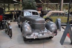 Kabel 812 V8, 1937 Royaltyfria Foton